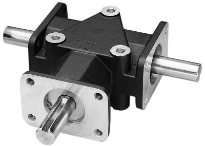 Crown Gear Right Angle Gearboxes | Gear Drives | 90 Degree Bevel